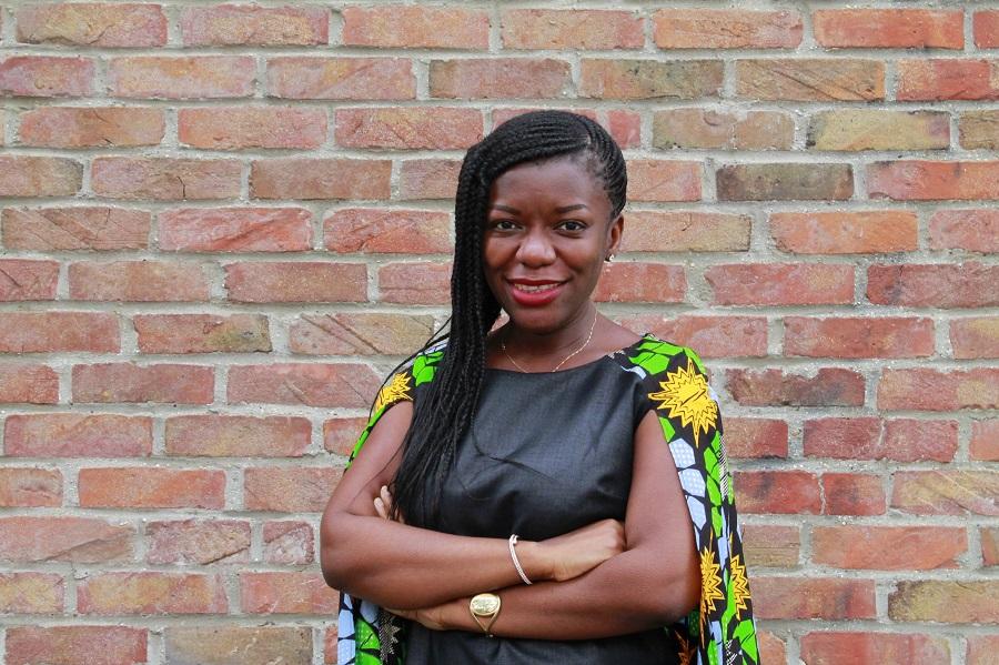 Mary Nguetta, une Alysma fait la promotion de la mode africaine avec Pagnifik
