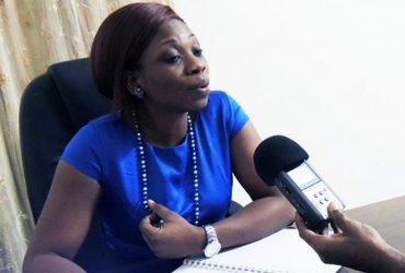 Julie Koné,  une Alysma Présidente du CEFCI
