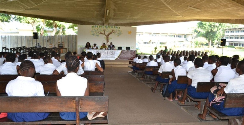 Lycée Sainte Marie d'Abidjan en images