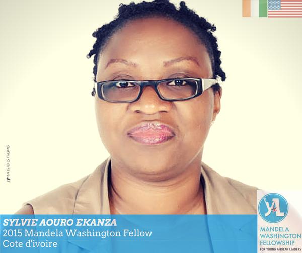 Sylvie Aouro Ekanza, une Alysma Young African Leader