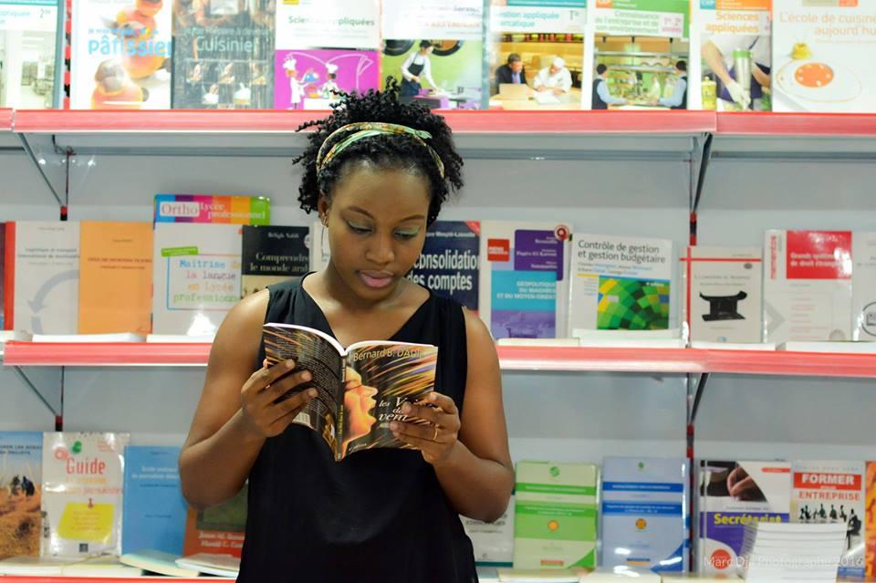 Yehni Djidji, une Alysma écrivaine et blogueuse littéraire