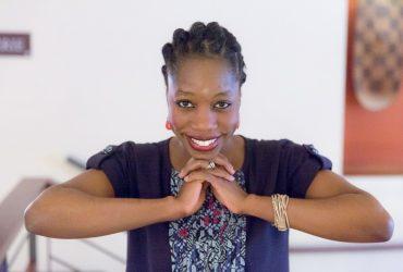 Murielle Diaco, une Alysma ingénieure et chef d'entreprise dans le domaine du développement responsable et durable