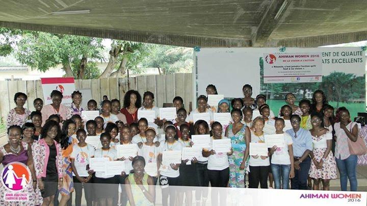 Ahiman Women, un programme de mentorat créé par des anciennes du Lycée Sainte Marie