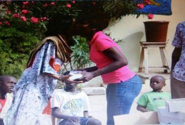 Bonheur partagé, des Alysma engagées dans l'action humanitaire en Côte d'Ivoire