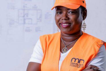 Mémé Koné Gbaloan, une Alysma chef d'entreprise dans le génie civil
