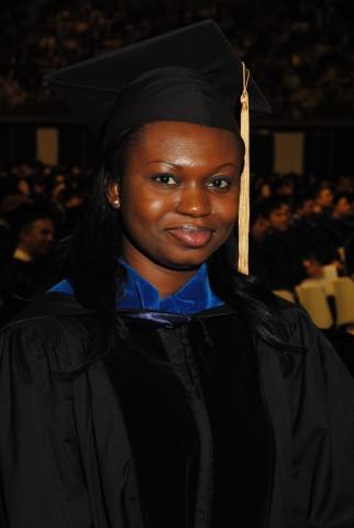 Annick Nago-Adjei, une alysma Ingénieure pétrolière