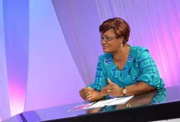 Solange Babo-Béhiblo, la présidente d'Alysma