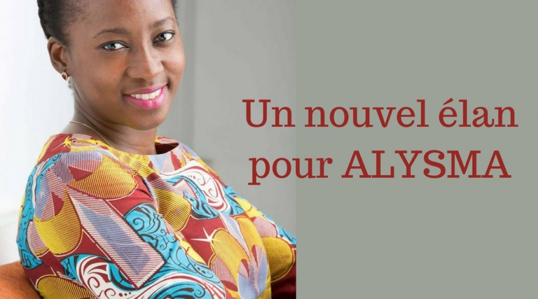 La nouvelle présidente Alysma 2017-2019 est connue: Maimouna Konaté