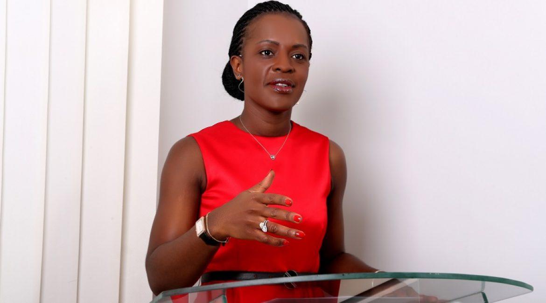 Janine Kacou Diagou, une Alysma Directrice Générale du groupe NSIA
