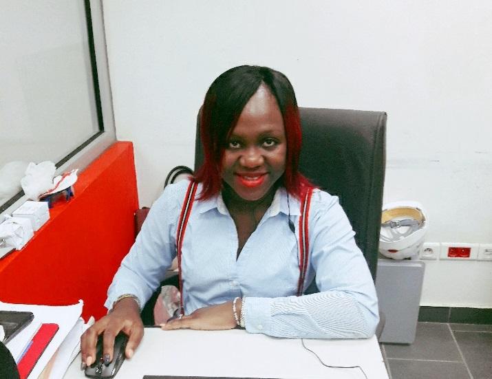 Karolle Kossa, une Alysma déterminée à impacter sa génération