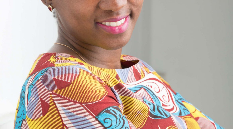 Maimouna Konaté, Présidente de l'Amicale des Anciennes du Lycée Sainte Marie