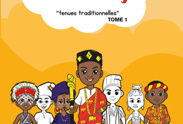 Yehni Djidji propose un livre de coloriage avec son agence littéraire Livresque