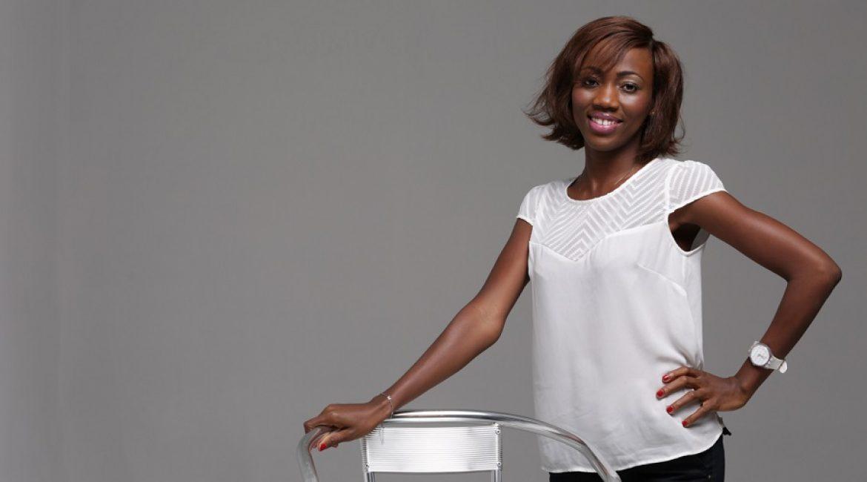 Sopie Raissa Fabienne Gnamien, une Alysma manager dans le domaine du retail